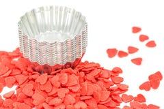 Confetti Zdjęcia Royalty Free