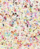Confetti Royalty Free Stock Photography
