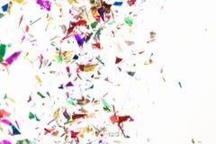 confetti Fotografia Stock