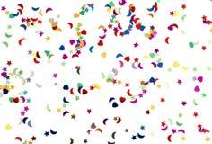 Confetti Imagens de Stock