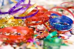 Confetti Stock Photography