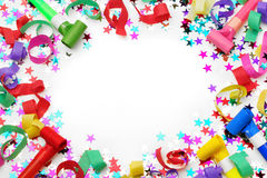 confetti Zdjęcie Royalty Free