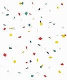 confetti Fotografía de archivo libre de regalías