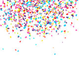 confetti Fotos de Stock Royalty Free