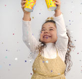 Confetti!! Royalty Free Stock Photo