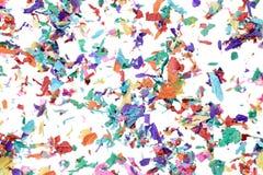 confetti Fotografia Royalty Free