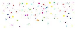 confetti royalty ilustracja