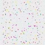 confetti royalty illustrazione gratis