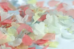 Confetti Royalty Free Stock Photos