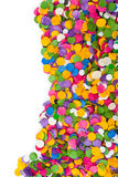 Confetti background Royalty Free Stock Images