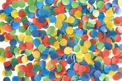 Confetti background Royalty Free Stock Photos