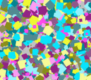 Confetti background Royalty Free Stock Photo