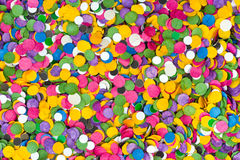 Confetti background Stock Photos