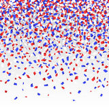Confetti background Royalty Free Stock Image