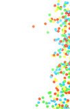 Confetti background Royalty Free Stock Photography