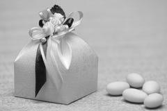 Confetti - black&white Zdjęcie Royalty Free