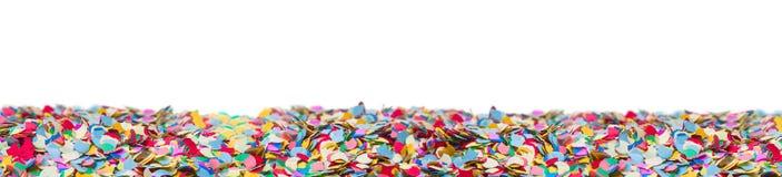 Confetti, carnival, background Stock Image