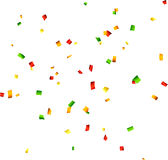 Confetti celebration background Stock Photos