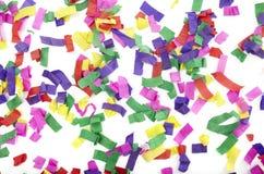 Confetti celebration new year festive Stock Photos