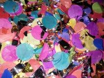 Confetti stock images