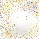 Confetti, New Years Eve - background. Confetti, New Years celebration - vector background stock illustration