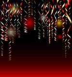 Confetti party Royalty Free Stock Images