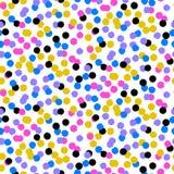 Confetti pattern Stock Photos