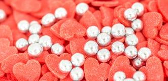 Confettien IX Royalty-vrije Stock Afbeeldingen