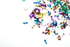 Confettis Photos stock