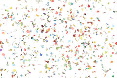 Confettis Photos stock