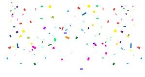 confettis illustration libre de droits