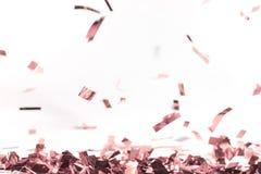 Confettis en baisse Photo stock