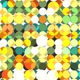 Confettis multicolores Photo libre de droits