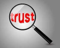 confiança ilustração do vetor