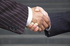 Confiança corporativa Foto de Stock