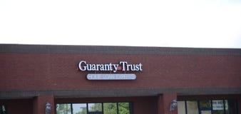 Confiança da garantia, Atoka, Tennessee Imagem de Stock Royalty Free