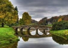 Confiança do nacional de Stourhead Fotografia de Stock Royalty Free