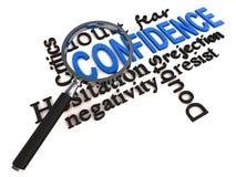 Confiance Images stock