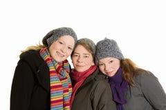 Confiance d'affection d'amour de filles de mère Photo stock