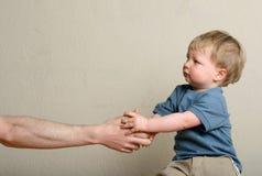 Confiance et amour Photographie stock libre de droits