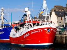 Confiance II BF800 de bateau de pêche photographie stock