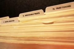 Confianzas Foto de archivo libre de regalías