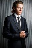 Confidence businessman Stock Photo
