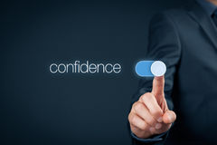 Confidence Royalty Free Stock Images