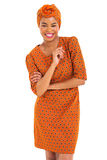 Confident african woman Royalty Free Stock Photography