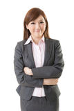 Confident Asian business woman Royalty Free Stock Photo
