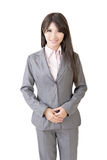 Confident Asian business woman Royalty Free Stock Photos