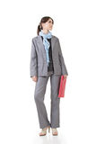 Confident Asian business woman Stock Photos