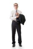Confident Asian businessman Royalty Free Stock Photo