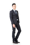 Confident Asian businessman Stock Images